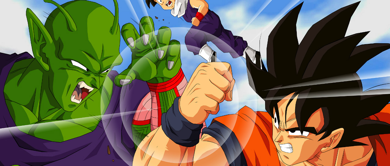 Make a list of the largest trophies of Goku