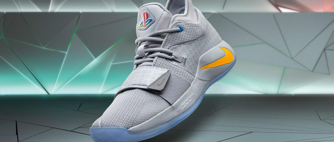 Estrenarn lnea de tenis Nike-PlayStation a tiempo con la consola