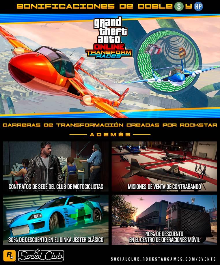 Grand Theft Auto Online 5