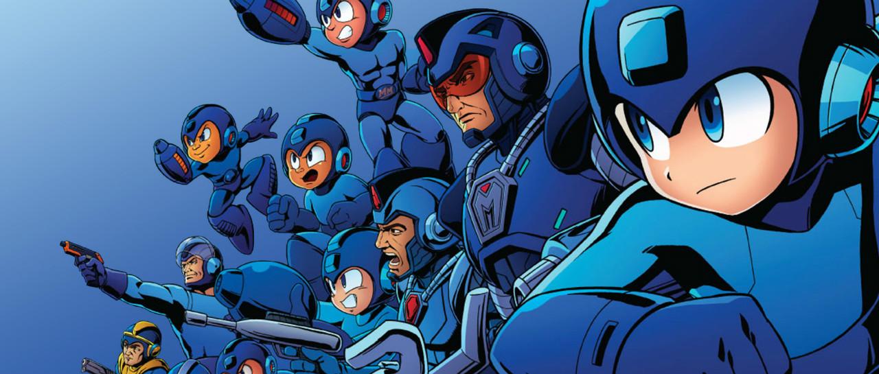 Mega Man celebra ms de 33 millones de ventas