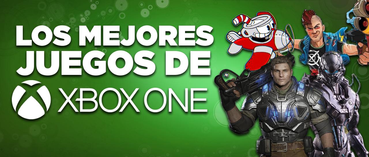 Los 10 Mejores Juegos Del Xbox One Atomix