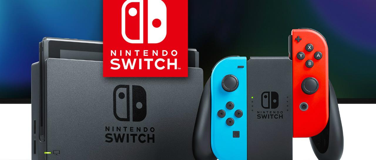 Nintendo Switch fue la ms vendida en Accin de Gracias