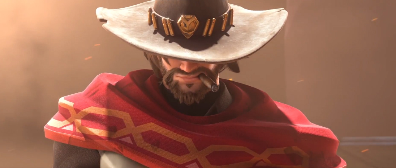 Overwatch_corto_McCree_Reunion