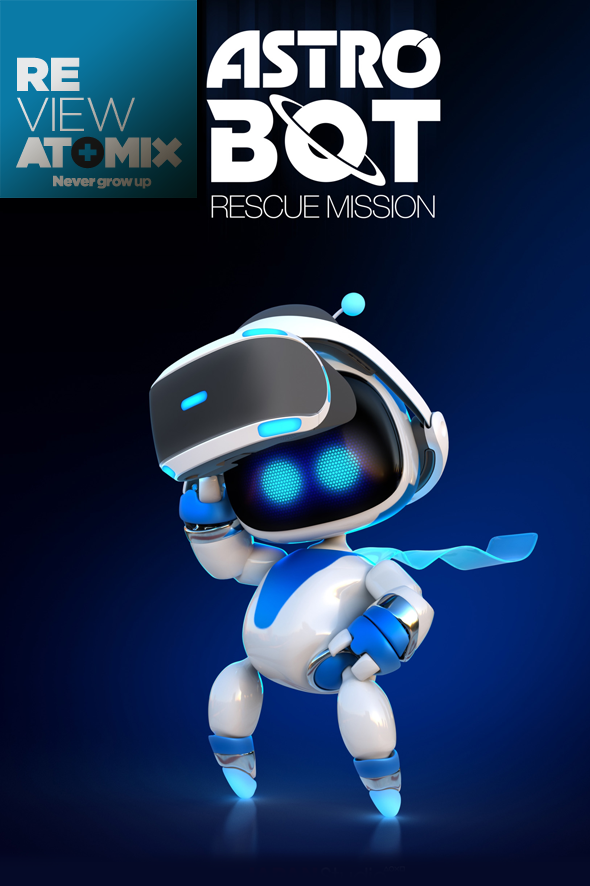 Review Astro Bot Rescue Mission