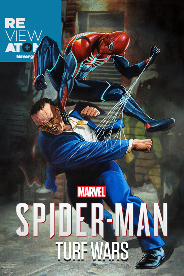 Review Marvel's Spider-Man Turf Wars