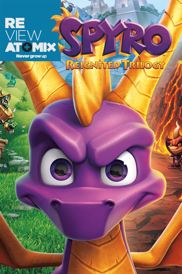 Review Spyro Reignited Trilogy