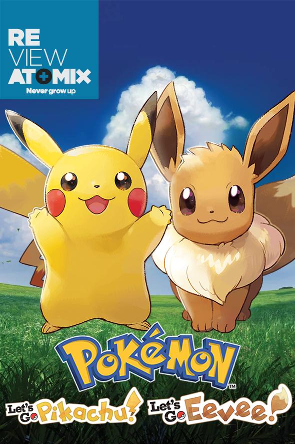 Review_PokemonLetsGo