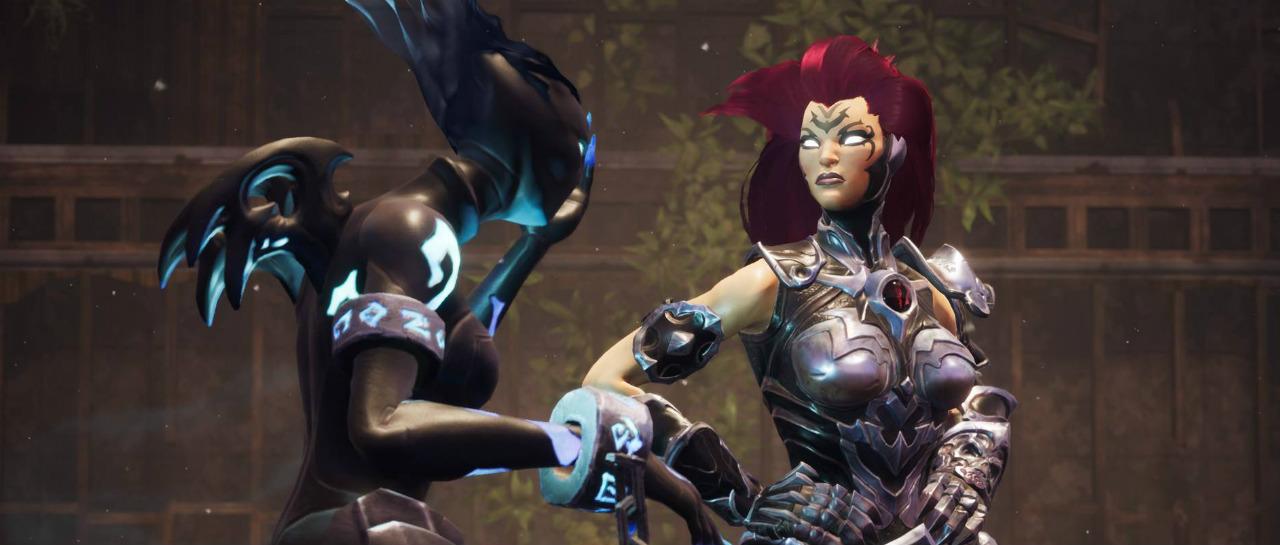 Roln da nombre al nuevo triler de Darksiders III