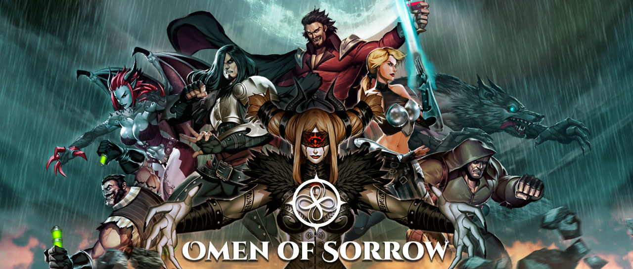 Trailer del lanzamiento de Omen of Sorrow