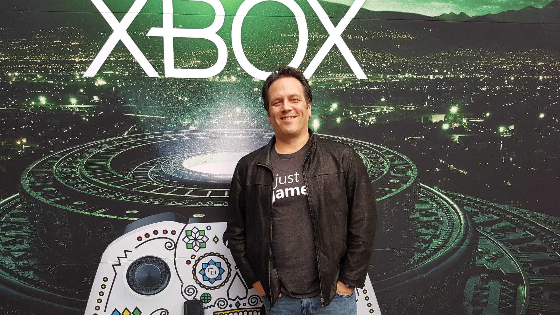XboxFanFest_PhilSpencer