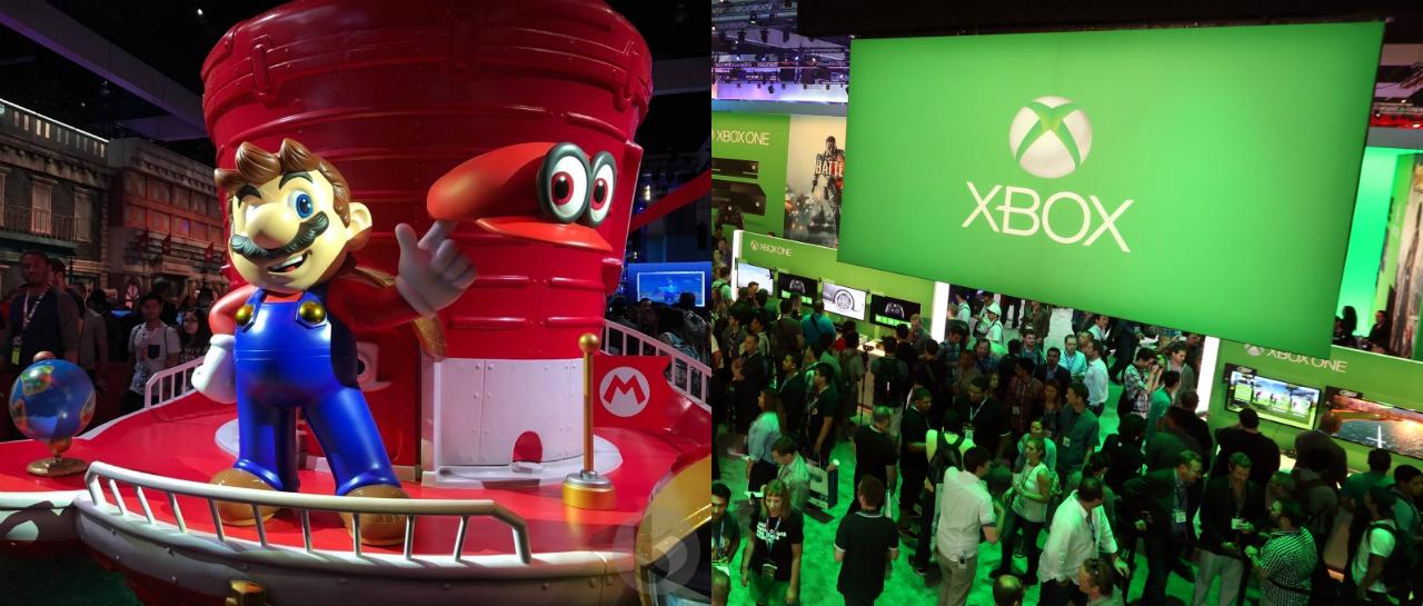 Xbox_Nintendo_E32019