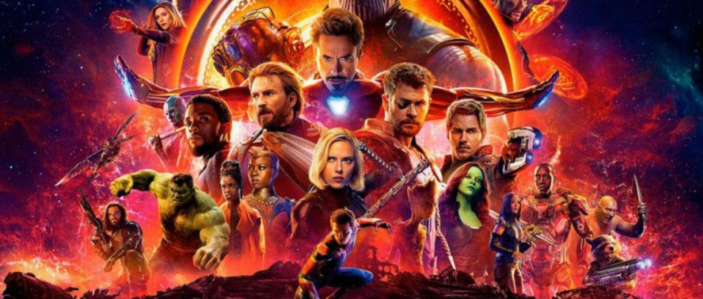 Resultado de imagen para Avengers: Infinity War