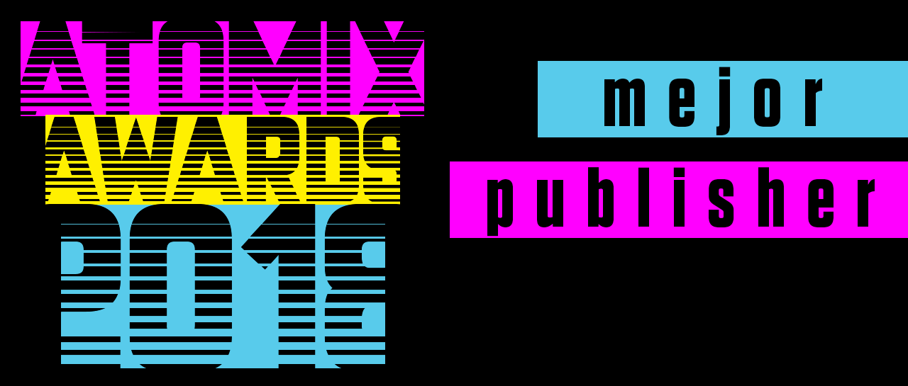 Awards 2018 Mejor Publisher