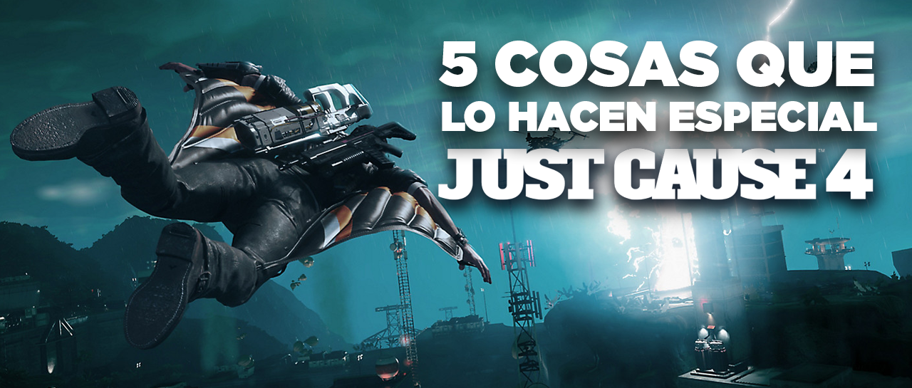 Buzz Just Cause 4