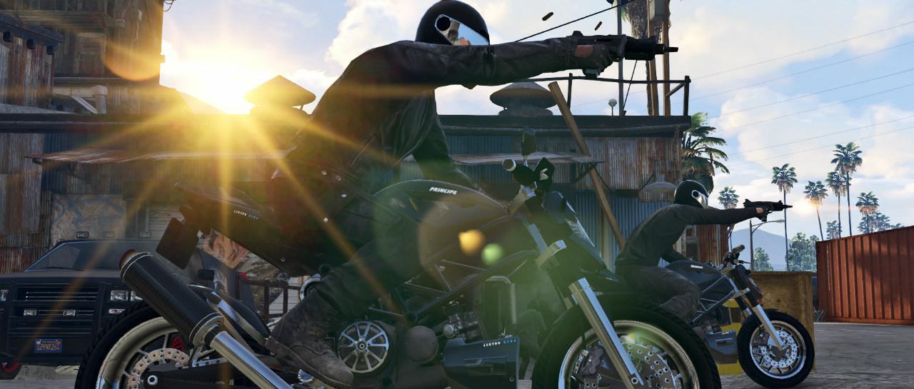 Checa los regalos eventos navideos y ofertas de Grand Theft Auto Online
