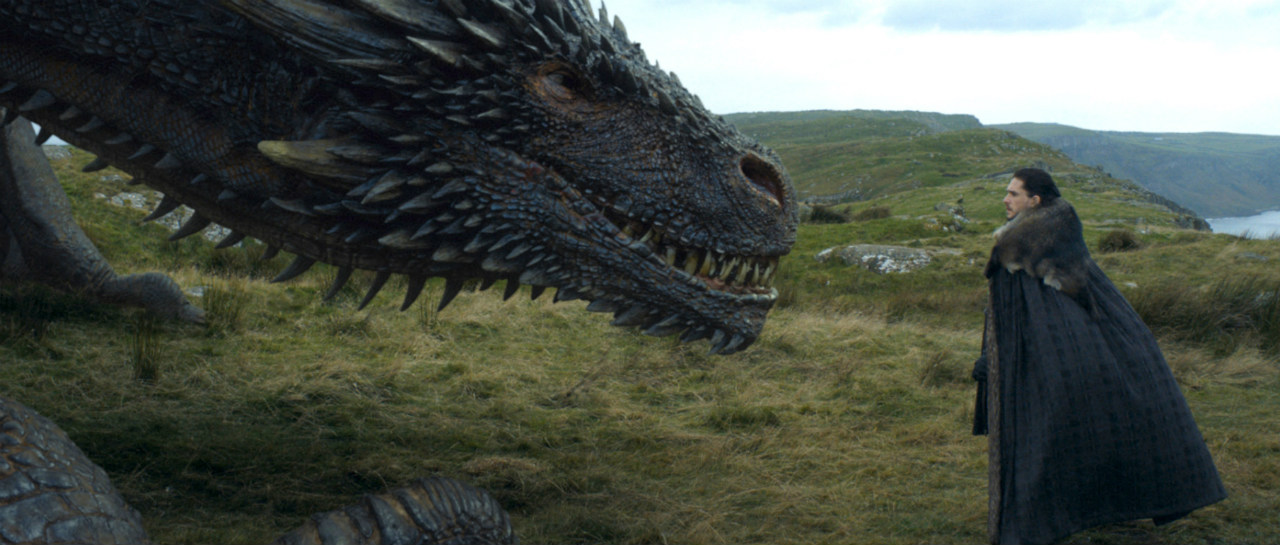Choque de hielo y fuego en el nuevo teaser de Game of Thrones