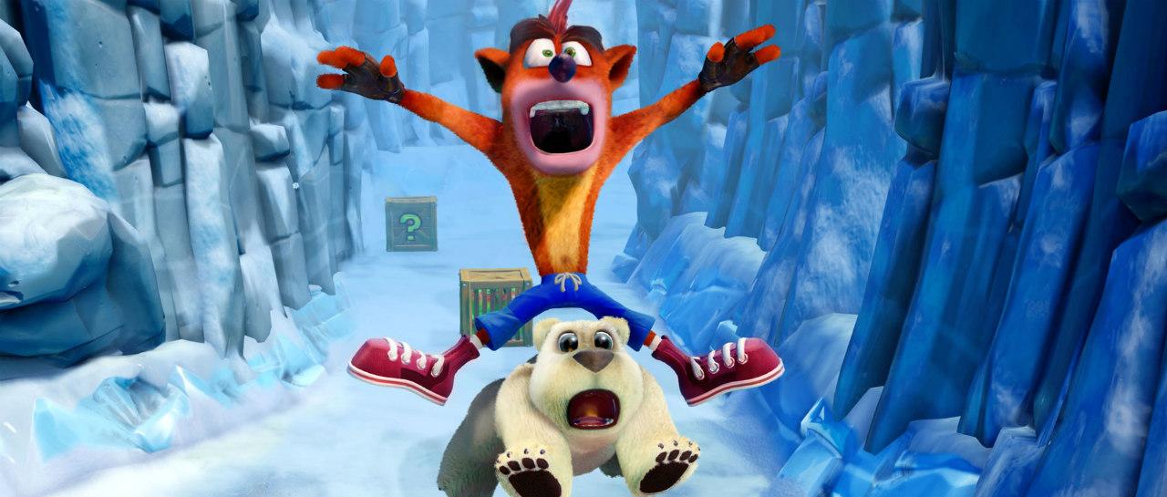 Crash Bandicoot y Spyro unen fuerzas en mega paquete