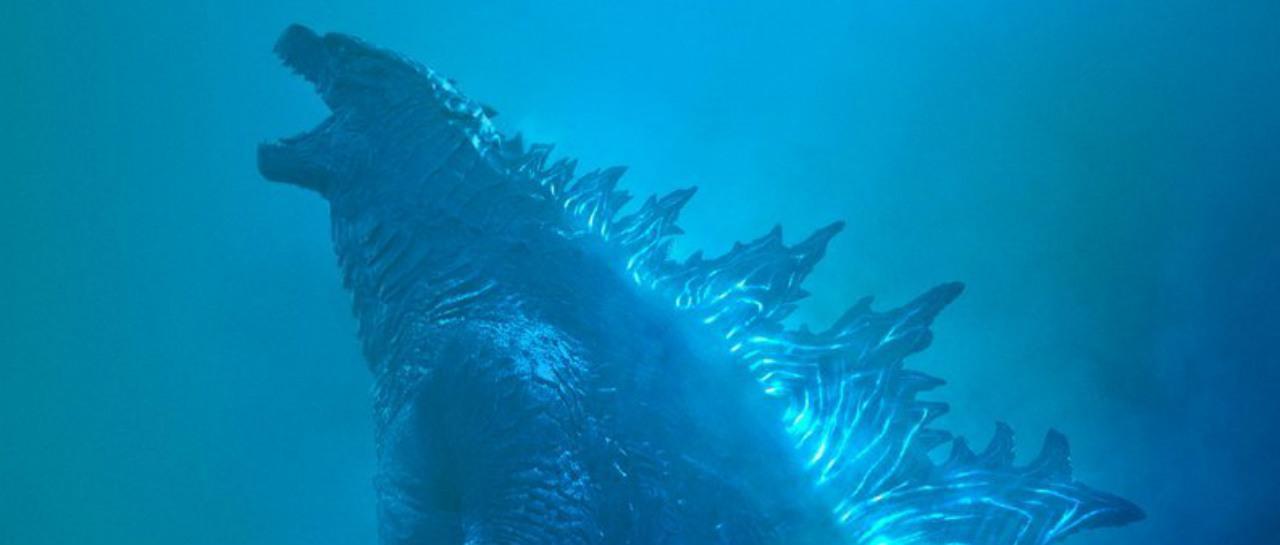 Take time to see the incredible Godzilla