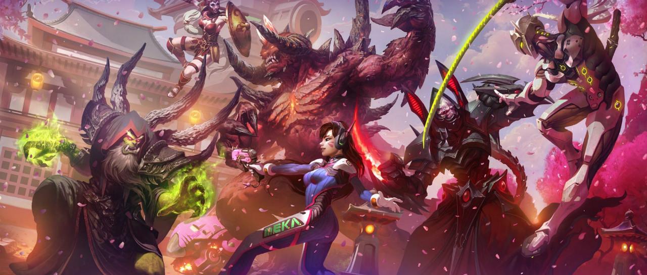 Heroes of the Storm se queda sin torneos ni parte de sus programadores