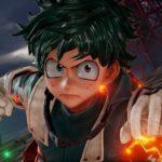 Jump Force Izuku Midoriya Screen 2