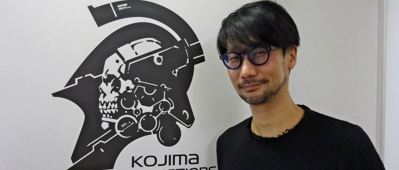 Kojima dice que no ir a los Game Awards