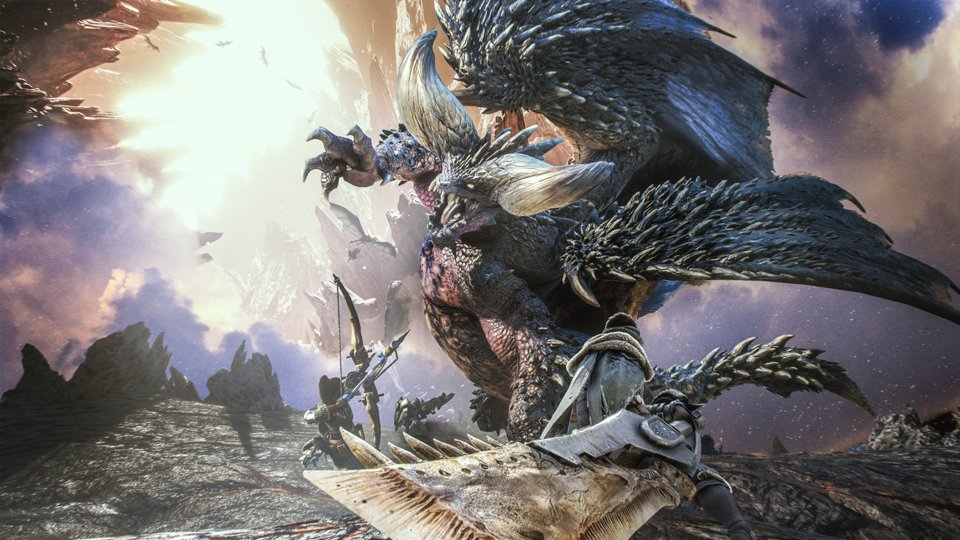 Monster-Hunter-world-dragon-fight