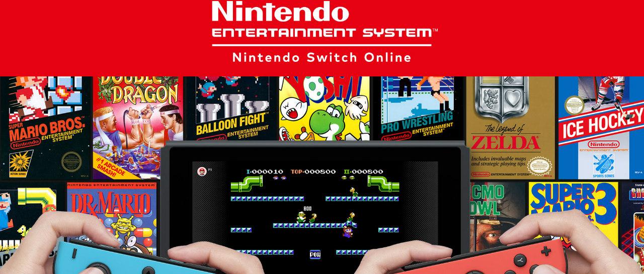 Ninja Gaiden Lolo y Wario cierran el ao en Nintendo Switch Online