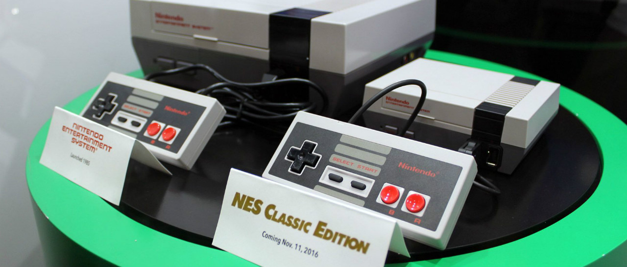 They want NES and Classic SNES They may already buy it