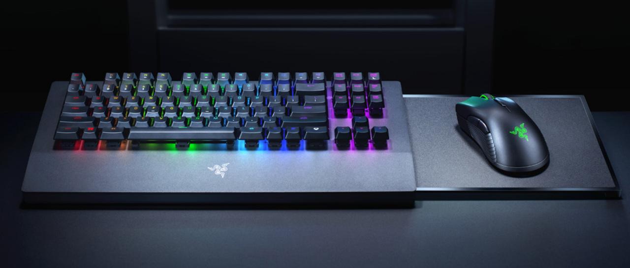 Razer anunci el combo de teclado y mouse especial para Xbox
