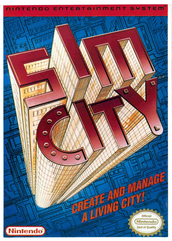 Sim City caja