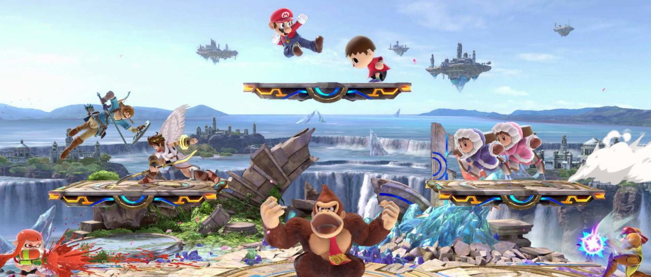 Super Smash Bros Ultimate es el campen en Amazon