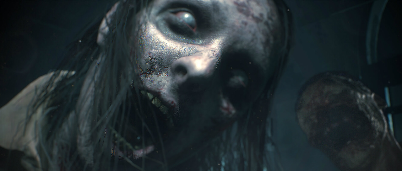 We have more reports on Resident Evil 2