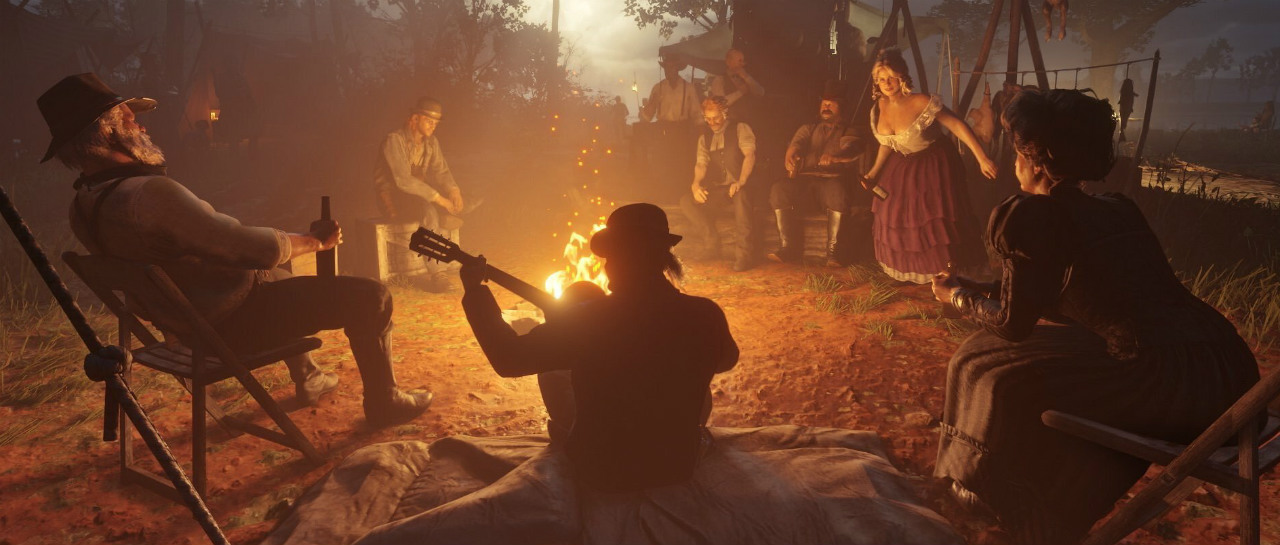 Vdeo parece probar que Red Dead Redemption 2 llegar a PC