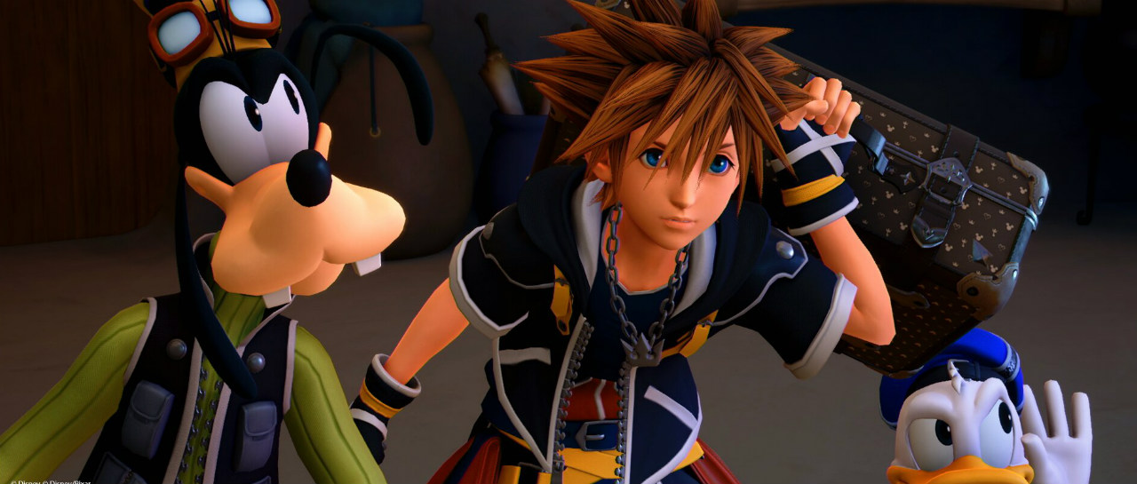 There is already a date for Kingdom Hearts VR Experience