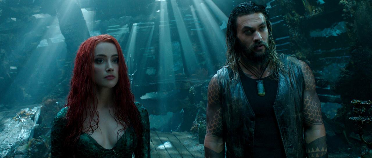 Aquaman ingres a las listas de las 50 pelculas ms taquilleras