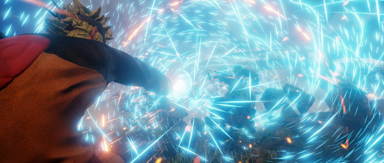 Bandai Namco te ensea a pelear en Jump Force