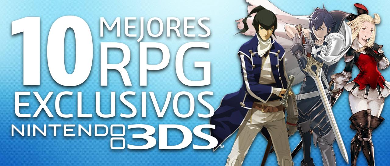 Buzz RPGs 3DS