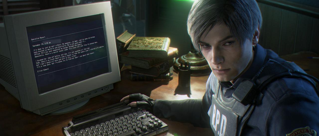 Confirmado el demo de 30 minutos para Resident Evil 2