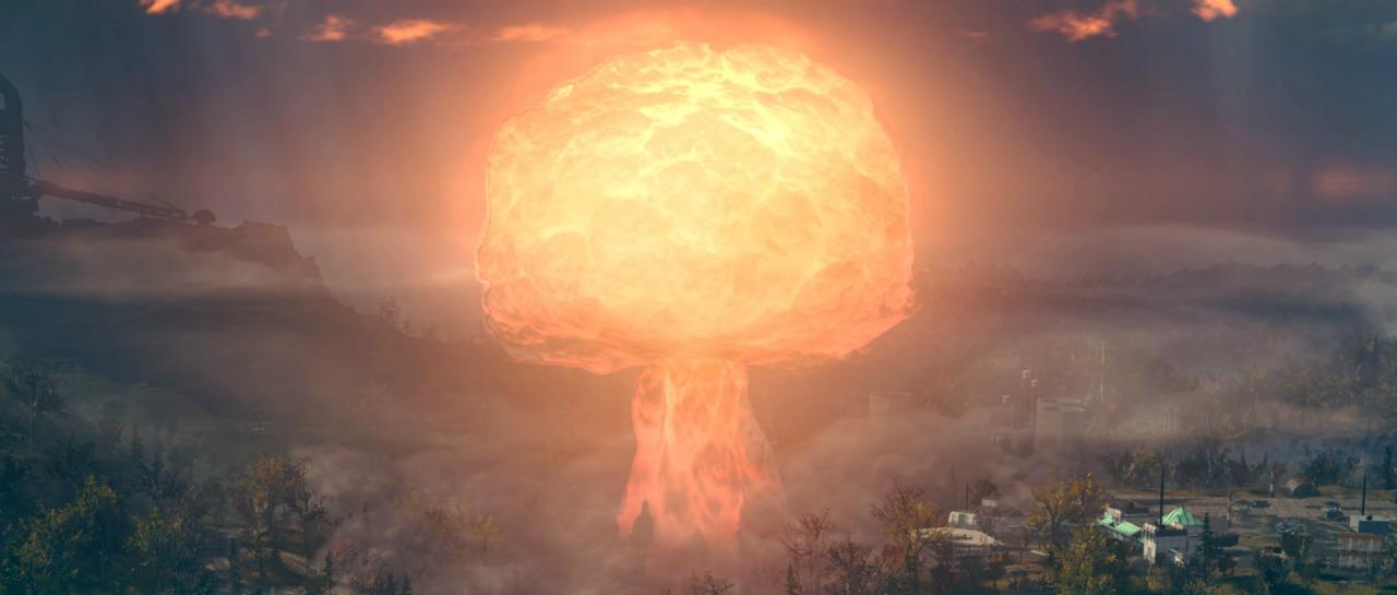 Fallout 76 inicia el ao sin bombas nucleares
