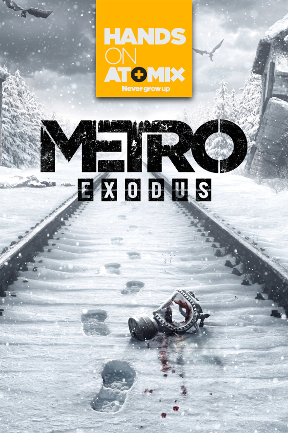 Hands On Metro Exodus