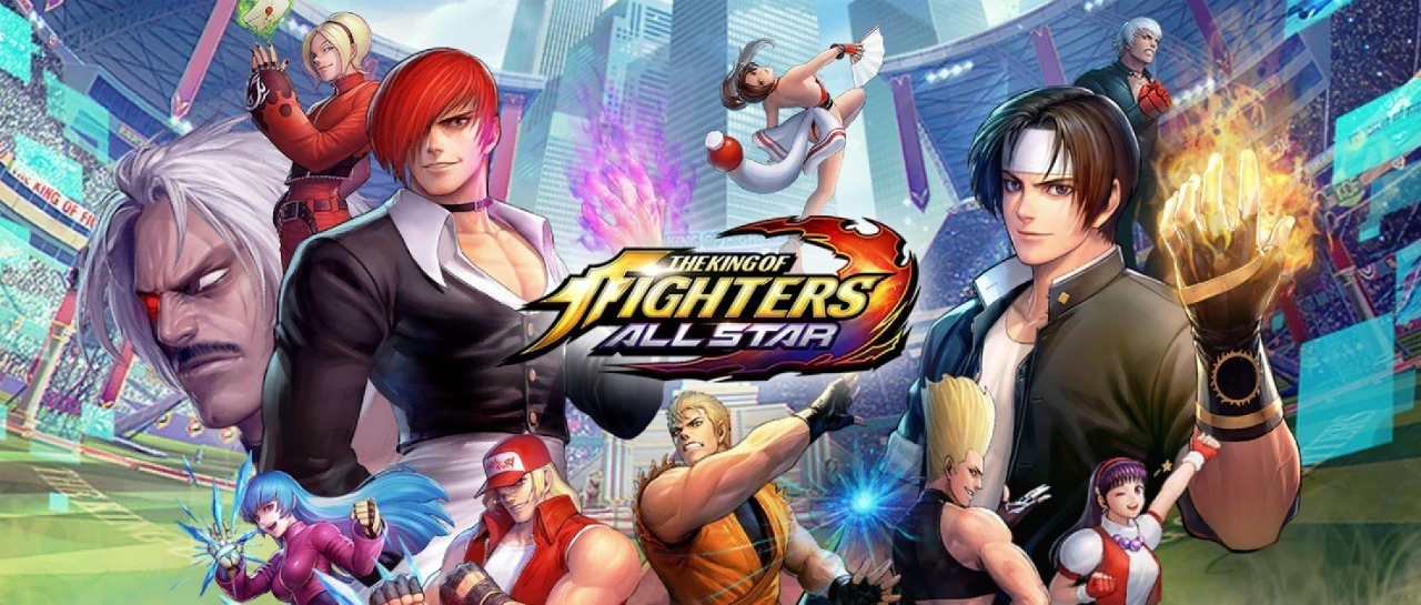 KingOfFighters_AllStar_moviles