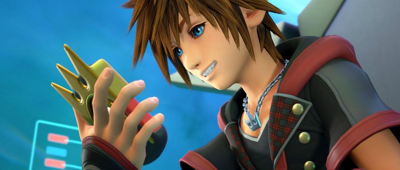 Kingdom Hearts III sumar final secreto con actualizaciones