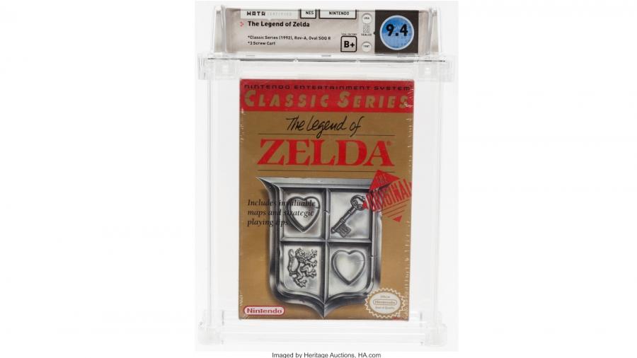 NES_Zelda_Auction