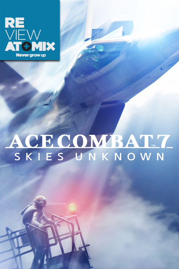 Review Ace Combat 7 Skies Unknown