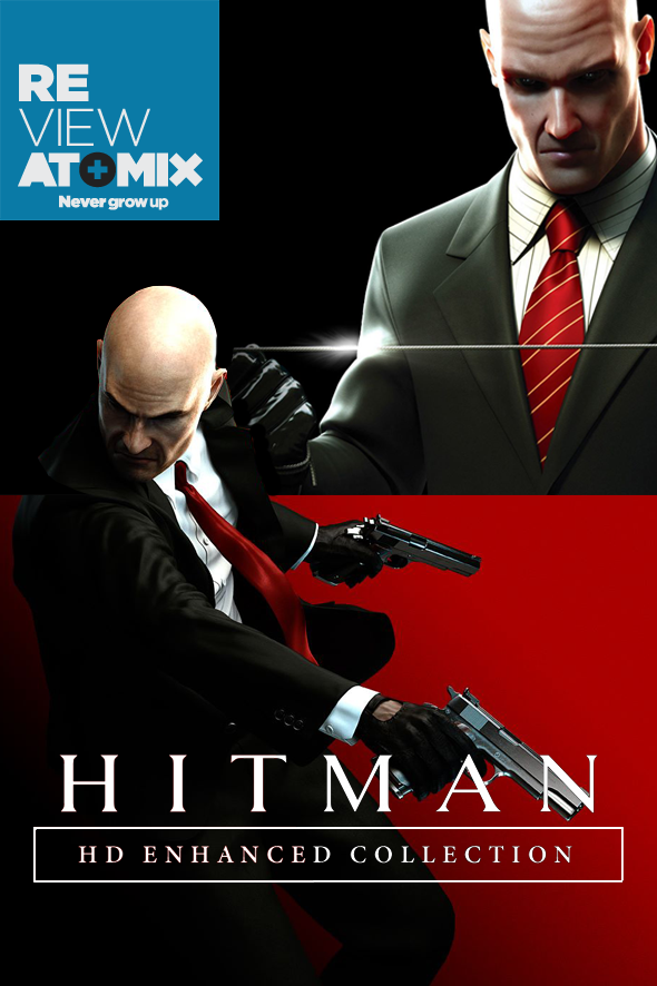 Review Hitman HD Enhanced Collection