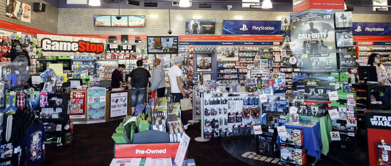 Rumor GameStop ser adquirida en febrero
