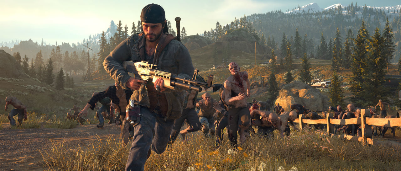 Sony dio a conocer las versiones especiales de Days Gone