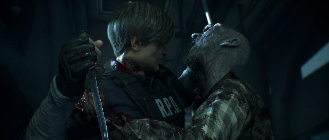 Tenemos cinco clips ms de Resident Evil 2 y el 1-Shot Demo