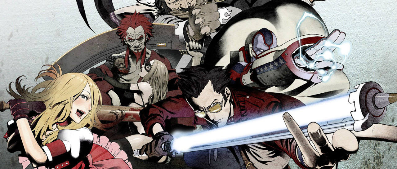 Vdeo de lanzamiento de Travis Strikes Again No More Heroes