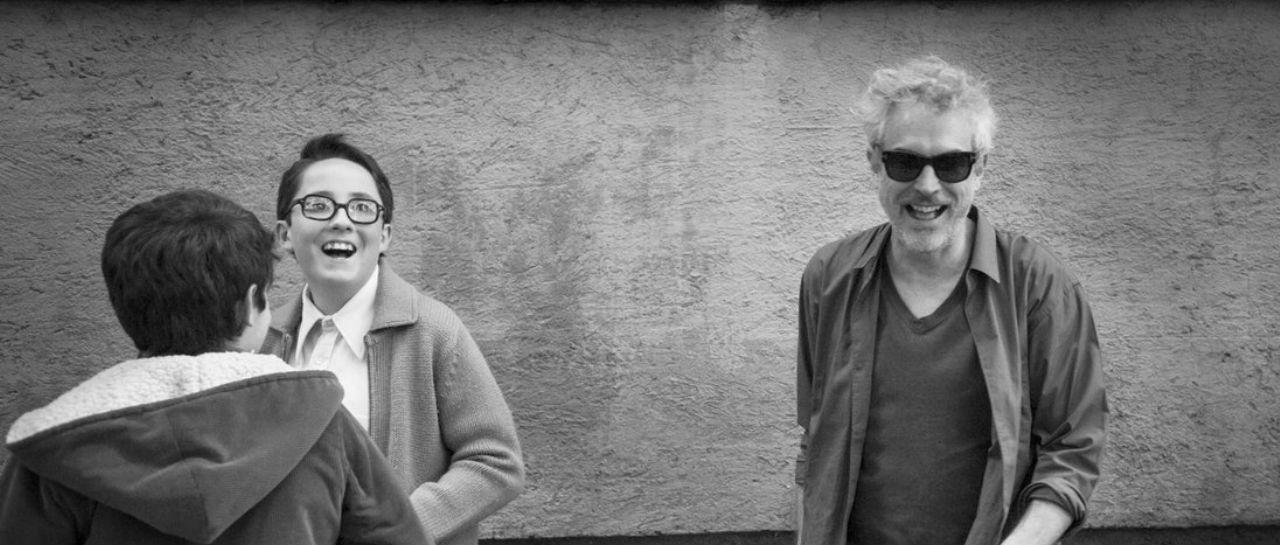Alfonso Cuaron Atomix